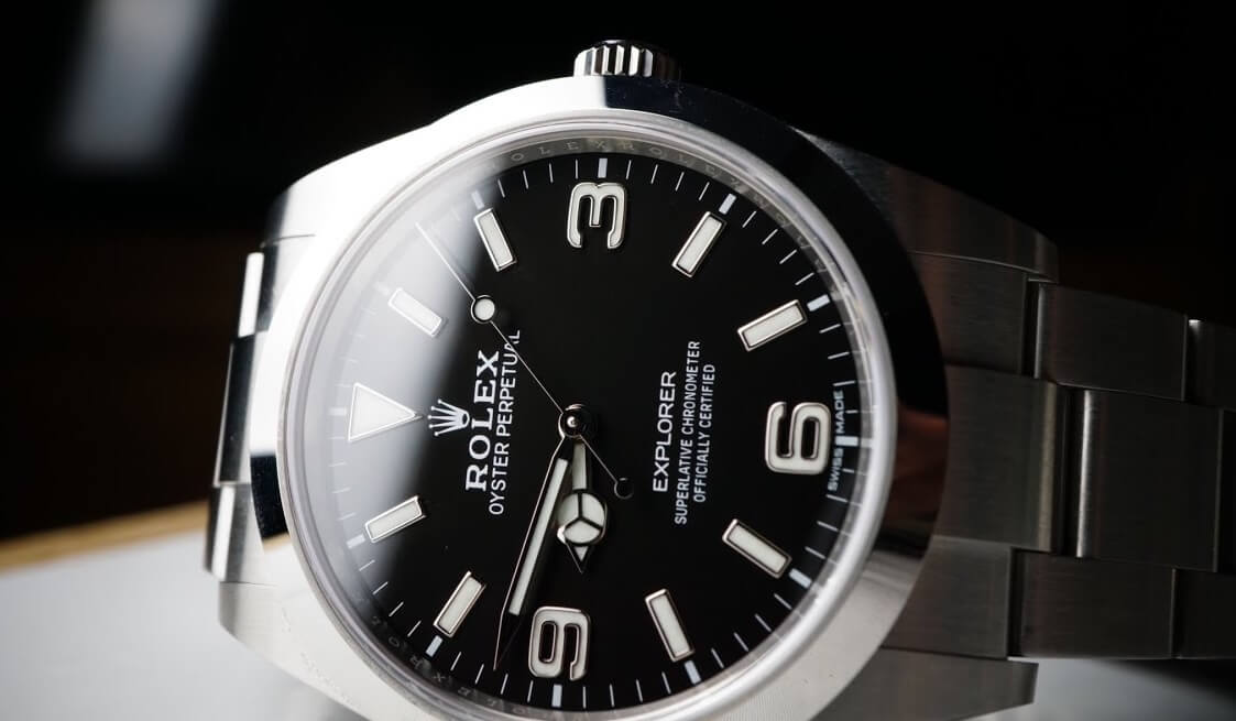 39MM Imitation Rolex Explorer 214270 Professional Watch Review